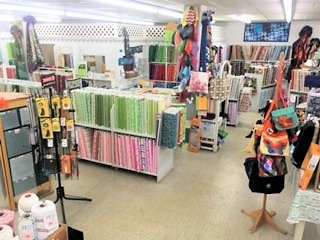 largest fabric store in New Hampshire, Massachusetts, Vermont