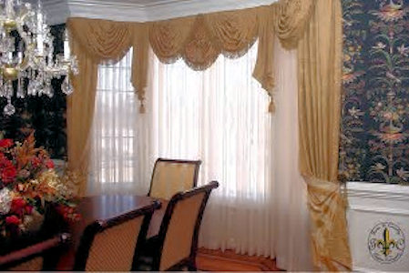 window treatments, curtains, window panels, blinds, shades