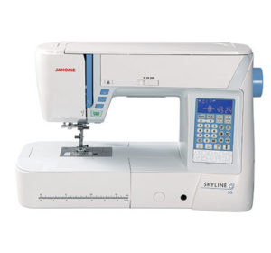 Janome - Skyline S5 sewing machine