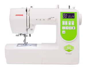 Janome - M750 Sewing Machine