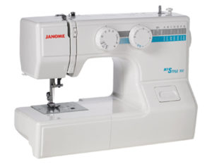 Janome-MYStyle 100 Sewing Machine