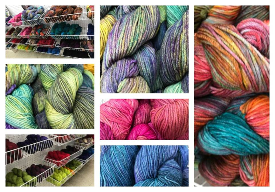 largest knitting store in New Hanmpshire, Vermont & Massachusetts