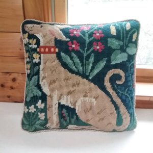 more needlepoint pillows New England